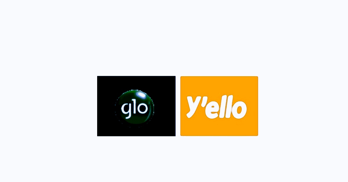 The logo of glo and mtn on double data and credit bonus