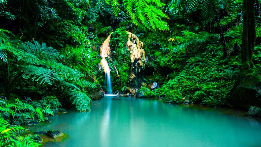The Azores, Portugal, one of the top 10 natural places to visit in the world