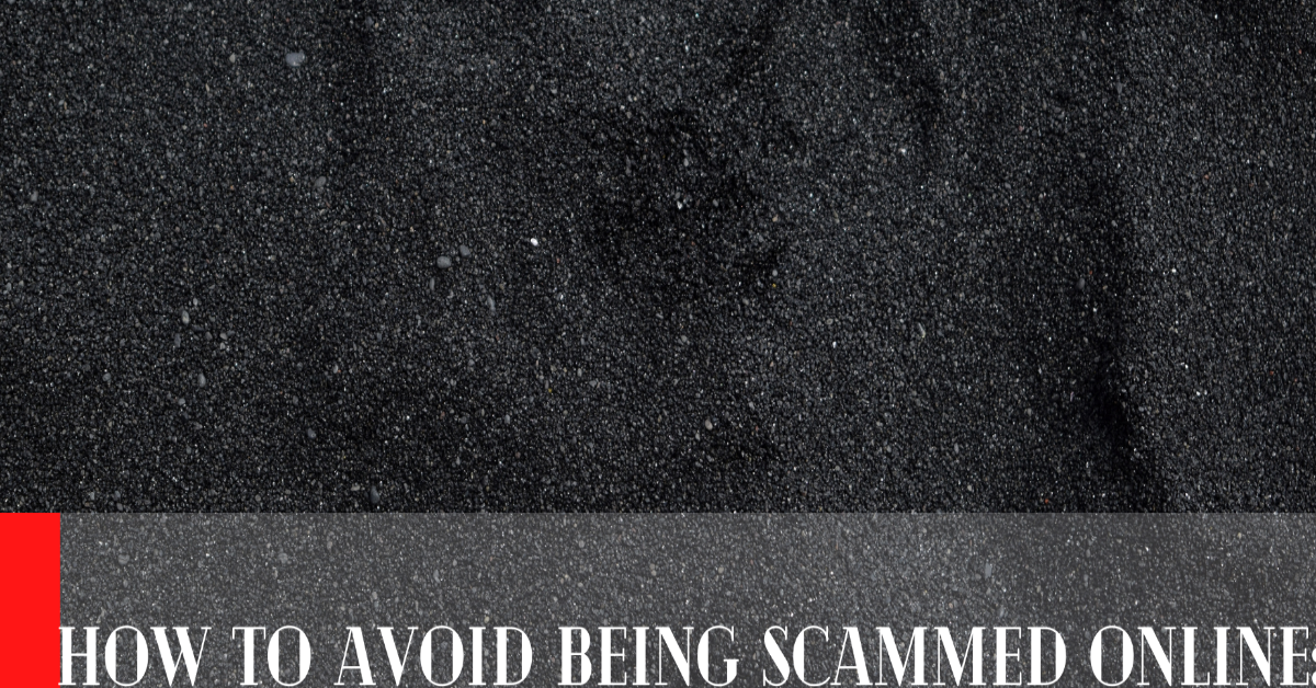how to avoid being scammed online tomvad