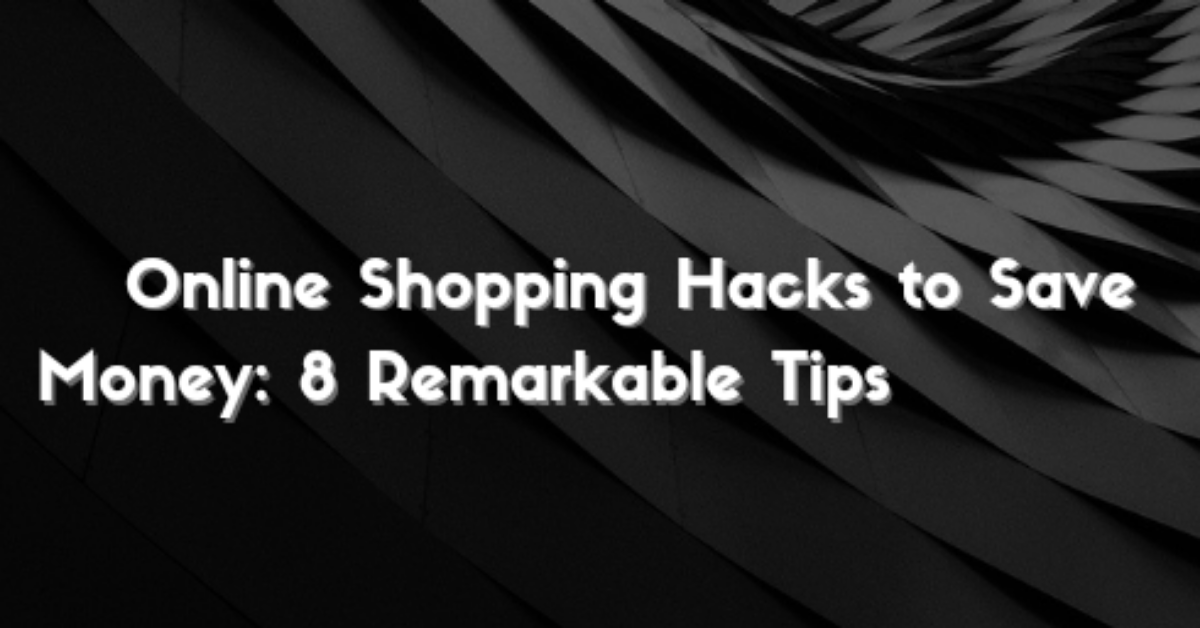 online shopping hacks to save money tomvad