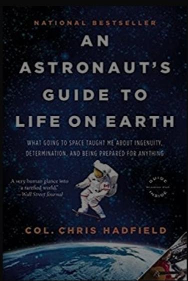 Chris Hadfield's book