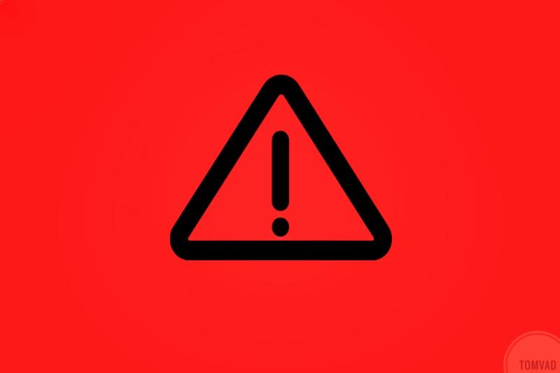 caution logo