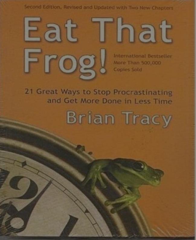 Brian Tracy's book