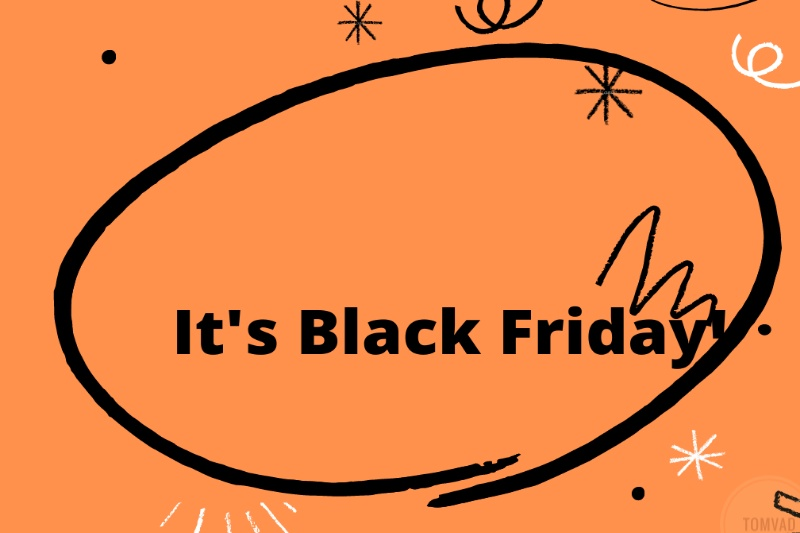it is black friday image