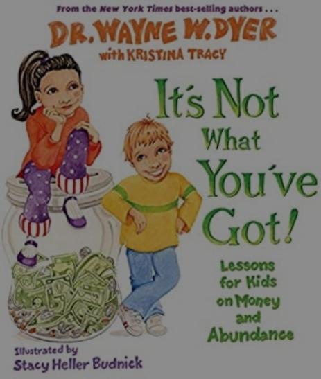 Dr. Wayne W. Dyer, Kristina Tracy's book