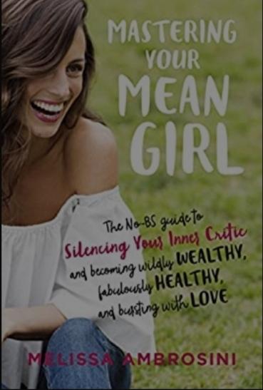 Melissa Ambrosini's book