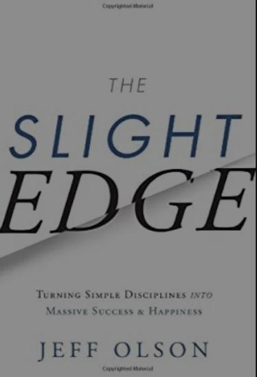Jeff Olson's book