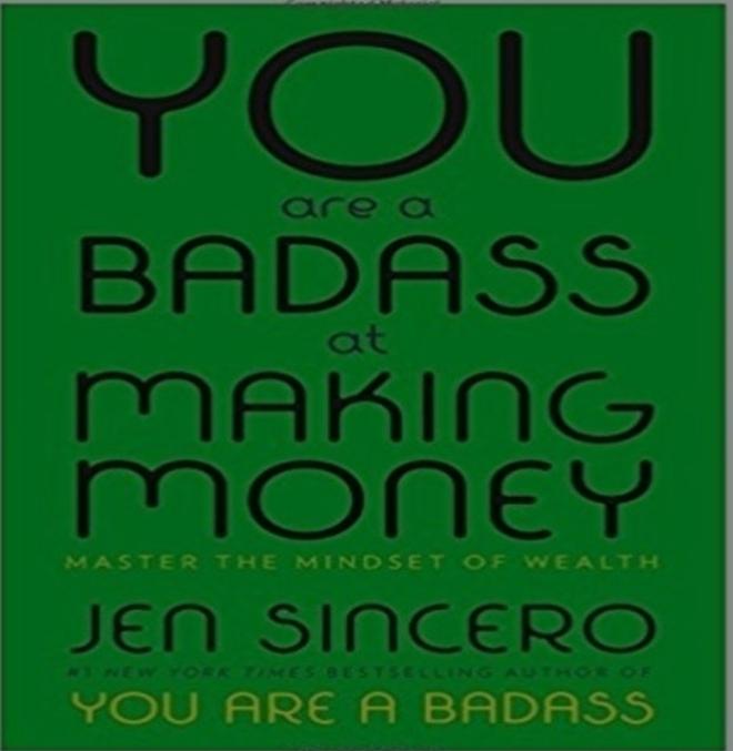 Jen Sincero's book