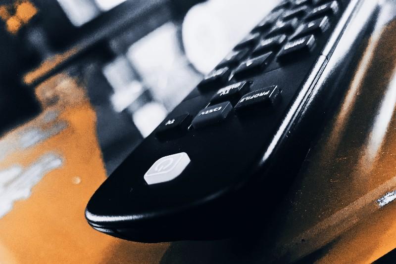 A neat remote control