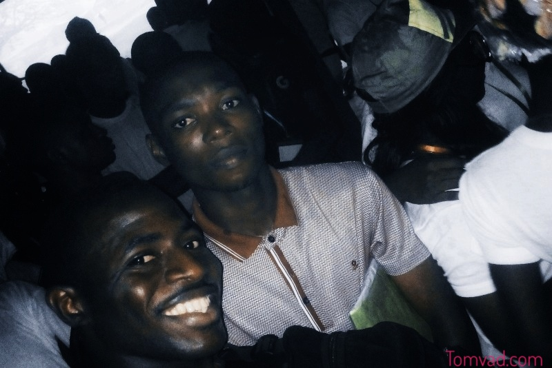 two friends who met themselves in the nysc camp