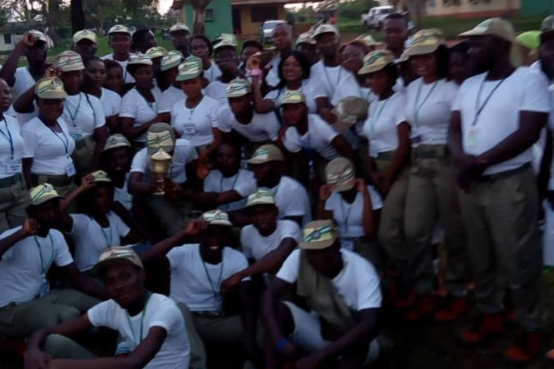 A late night gathering of nysc members